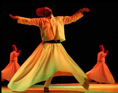 Sufi Dervishes