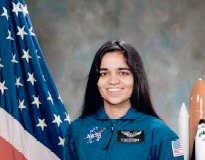 Kalpana Chawla Childhood