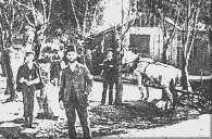Zionism - Petah Tivka settlers